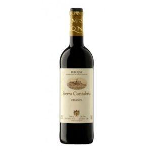 Vino Sierra Cantabria Crianza 1