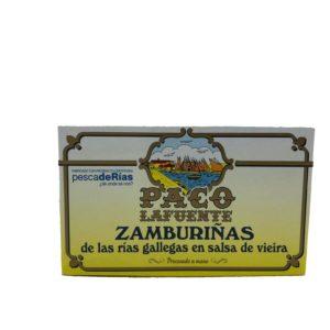 ZAMBURINAS PACO LAFUENTE