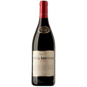 vina ardanza reserva